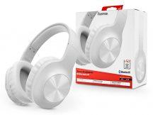 HAMA Wireless Bluetooth sztereó fejhallgató  - HAMA Calypso Bluetooth Stereo Headset - fehér
