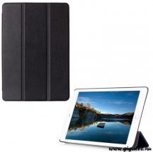 Flip bőr tok Trifold tartó funkcióval fekete iPad Mini 4/iPad Mini 5 (2019)