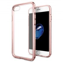Spigen Ultra Hybrid iPhone 7 tok Rose Crystal