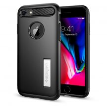 Spigen Slim Armor iPhone 7/8 tok Black