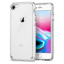 Spigen Ultra Hybrid 2 iPhone 7/8 tok Crystal Clear
