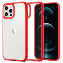 Spigen Ultra Hybrid iPhone 12/12 Pro tok Red
