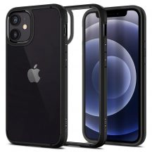 Spigen Ultra Hybrid iPhone 12 Mini tok Matte Black