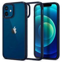 Spigen Ultra Hybrid iPhone 12/12 Pro tok Navy Blue
