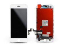 """LCD kijelző érintőpanellel - Apple iPhone 7 4.7"""", - Kingwo AAA kiváló minőségű, utángyártott - fehér"""