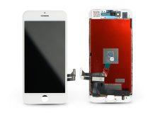 """LCD kijelző érintőpanellel - Apple iPhone 8/SE 2020 4,7"""", - HiPix AAA kiváló minőségű, utángyártott - fehér"""