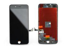 """LCD kijelző érintőpanellel - Apple iPhone 8 Plus 5.5"""", - Kingwo AAA kiváló minőségű, utángyártott - fekete"""