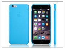 Apple iPhone 6 Plus/6s Plus eredeti gyári szilikon hátlap - MGRH2ZM/A - blue