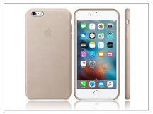 Apple iPhone 6 Plus/6S Plus eredeti gyári bőr hátlap - MKXE2ZM/A - rose gray