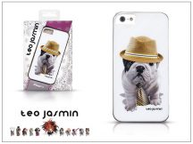 Apple iPhone 5/5S/SE hátlap - Teo Jasmin Giorgio - white