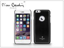 Apple iPhone 6 alumínium hátlap - black