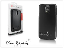 Samsung SM-G900 Galaxy S5 alumínium hátlap - black