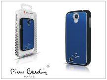 Samsung i9190 Galaxy S4 Mini alumínium hátlap - blue