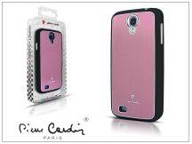 Samsung i9500 Galaxy S4 alumínium hátlap - pink