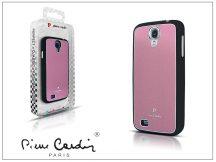 Samsung i9190 Galaxy S4 Mini alumínium hátlap - pink