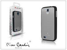 Samsung i9190 Galaxy S4 Mini alumínium hátlap - silver