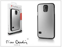 Samsung SM-G900 Galaxy S5 alumínium hátlap - silver