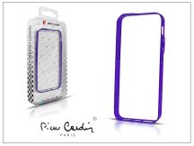Apple iPhone 5 védőkeret - Bumper - lila