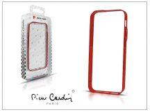 Apple iPhone 5 védőkeret - Bumper - piros