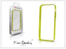 Apple iPhone 5 védőkeret - Bumper - sárga