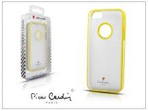 Apple iPhone 5/5S/SE hátlap - sárga