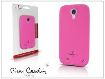 Samsung i9500 Galaxy S4 hátlap - pink