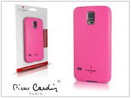 Samsung SM-G900 Galaxy S5 hátlap - pink