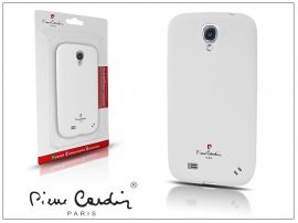 Samsung i9500 Galaxy S4 hátlap - white