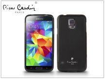 Samsung SM-G900 Galaxy S5 szilikon hátlap - black