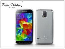 Samsung SM-G900 Galaxy S5 szilikon hátlap - white