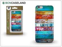 Apple iPhone 6/6S szilikon hátlap - BCN Caseland Be You