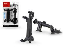 """Univerzális szélvédőre szerelhető Tablet PC autós tartó 7 - 13"""", méretű készülékekhez - Fly 2206-AP - fekete"""