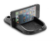 Univerzális PDA/GSM autós tartó/anti slip pad - Choyo 1201 - fekete