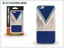 Apple iPhone 6/6S hátlap - BCN Caseland V Neck Azul - blue
