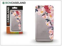 Apple iPhone 7 Plus szilikon hátlap - BCN Caseland Floreada - transparent