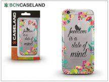 Apple iPhone 7 Plus szilikon hátlap - BCN Caseland Freedom - transparent