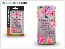 Apple iPhone 7 Plus/iPhone 8 Plus szilikon hátlap - BCN Caseland Fierce - transparent
