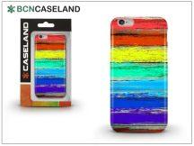 Apple iPhone 7/iPhone 8 szilikon hátlap - BCN Caseland Rainbow