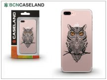 Apple iPhone 6/6S szilikon hátlap - BCN Caseland Buho - transparent