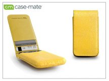 Apple iPhone 4/4S tok - Case-Mate Stingray Foldover Pouch - yellow