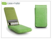 Apple iPhone 4/4S tok - Case-Mate Stingray Foldover Pouch - green