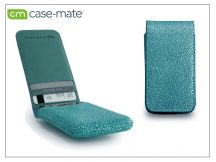 Apple iPhone 4/4S tok - Case-Mate Stingray Foldover Pouch - turquoise