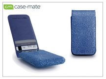 Apple iPhone 4/4S tok - Case-Mate Stingray Foldover Pouch - blue