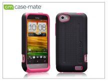 HTC One V hátlap - Case-Mate Tough - pink