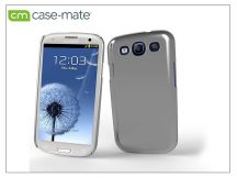 Samsung i9300 Galaxy S III hátlap - Case-Mate Barely There - metalic silver