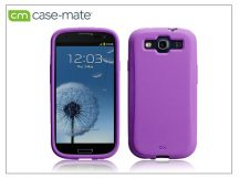Samsung i9300 Galaxy S III hátlap - Case-Mate Smooth - magenta