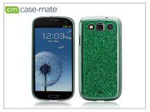 Samsung i9300 Galaxy S III hátlap - Case-Mate Glam - emerald