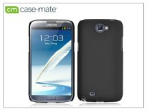 Samsung N7100 Galaxy Note II hátlap - Case-Mate Barely There - black