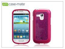 Samsung i8190 Galaxy S III Mini hátlap - Case-Mate Glam - pink