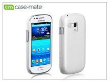 Samsung i8190 Galaxy S III Mini hátlap - Case-Mate Barely There - white